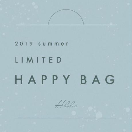 2019summer Happy Bag (8月中旬~下旬発送予定)