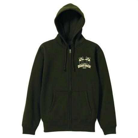 AC/DC Angus Young zip hoodie 3colors