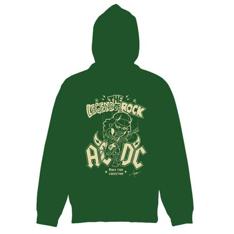 AC/DC Angus Young hoodie 3colors