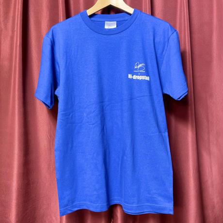 2nd KATSUMON T-shirt/blue