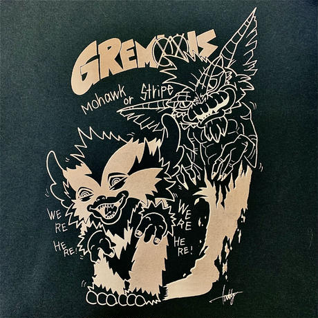 GREMLINS T-shirt 38colors