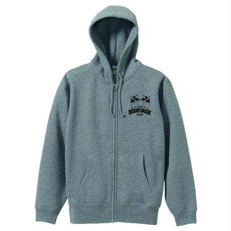 Guns N' Roses Slash  zip hoodie 3colors