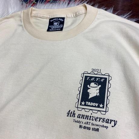 4th anniversary T-shirt