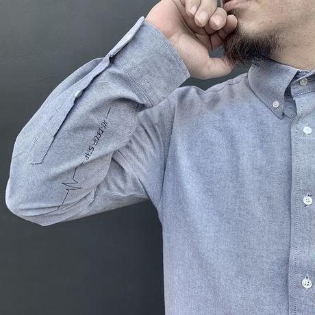 button-down shirt  Gray