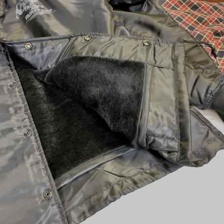 coach jacket Black
