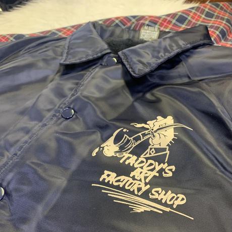 coach jacket Navy