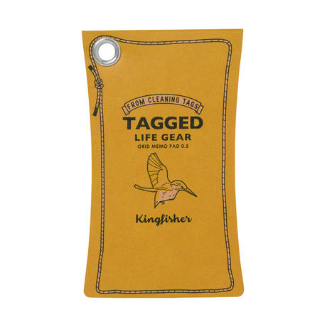 TAGGED LIFE GEAR カワセミ(S)
