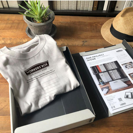 WORKERS'BOX オリジナルTシャツ【A】