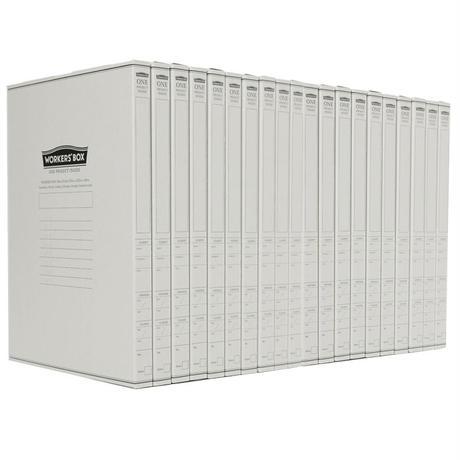 WORKERS' BOX   20冊 + MINI 3冊