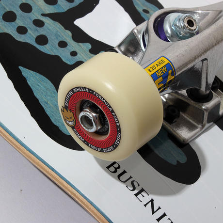 REAL cheetah デニス・ブゼニッツ オーリーマスターセット 8.12インチ