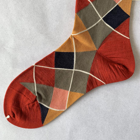 ANTIPAST  BIG ARGYLE SOCKS