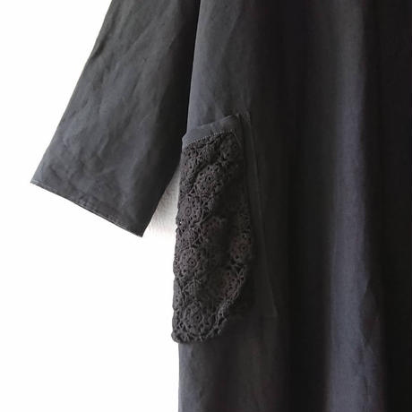 ANTIPAST   Woven Coat with Lace