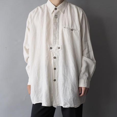 Tyrol shirt/unisex