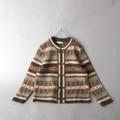 Tyrol knit cardigan