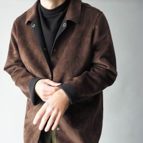reversible fleece light jacket/unisex