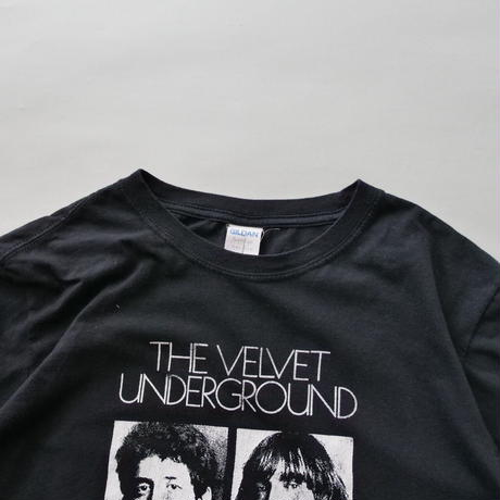THE VELVET UNDER GROUND band t-shirt/unisex