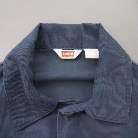 Levi's 506 corduroy jacket/unisex
