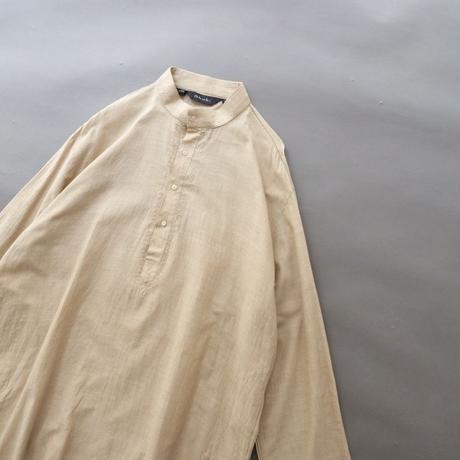 embroidery long shirt
