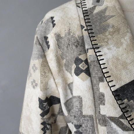 gobelins tapestry short jacket/ladies'