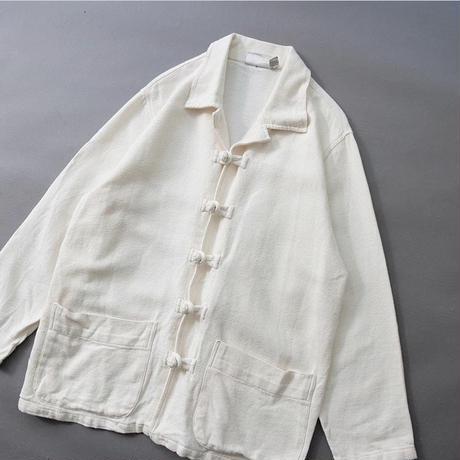 cotton100% china shirt jacket/unisex