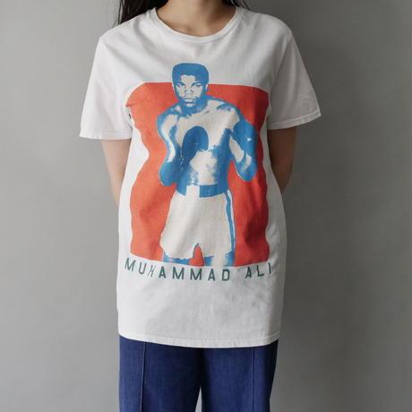 Muhammad Ali print  T-shirt/unisex