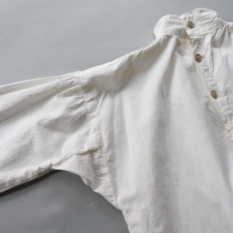 vintage white cotton blouse