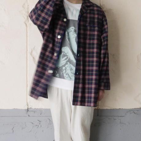 old  Brooks Brothers pajamas shirt