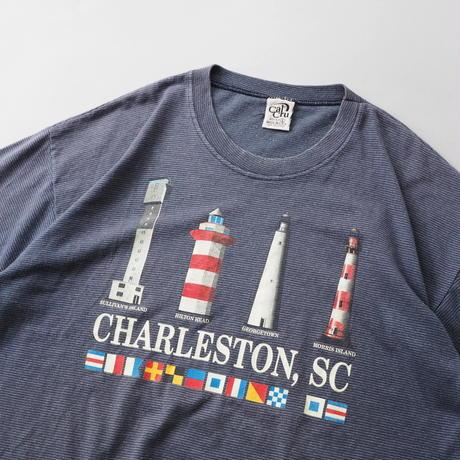 90s Charleston Lighthouse T-shirt/unisex
