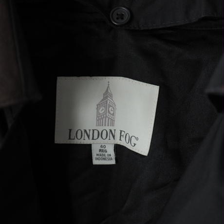 men's old Londo  Fog long coat