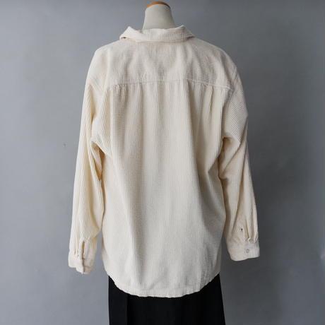 90s L L.Bean corduroy shirt/unisex
