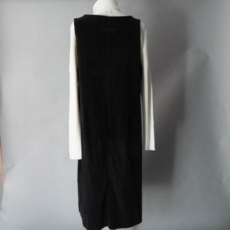 corduroy jumper skirt