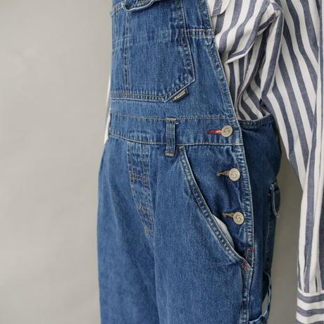 ladies'  denim overalls