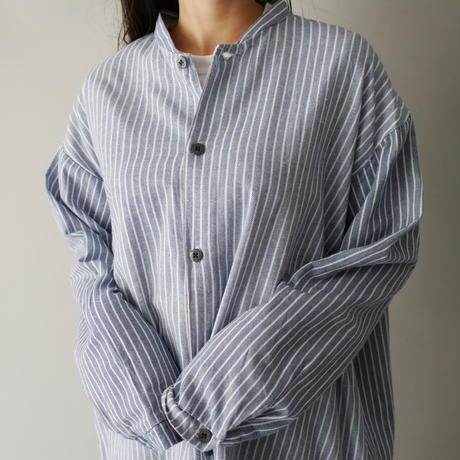old Germany fisherman's full open shirt/unisex