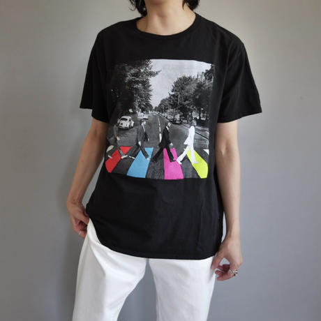 The Beatles Abbey Road official T-shirt/unisex