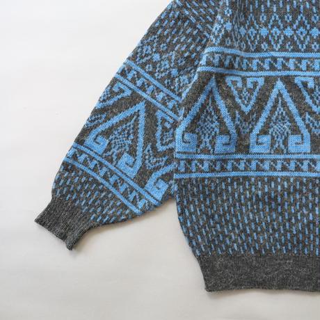 Euro ladies'  knit sweater