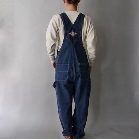 denim overalls/unisex
