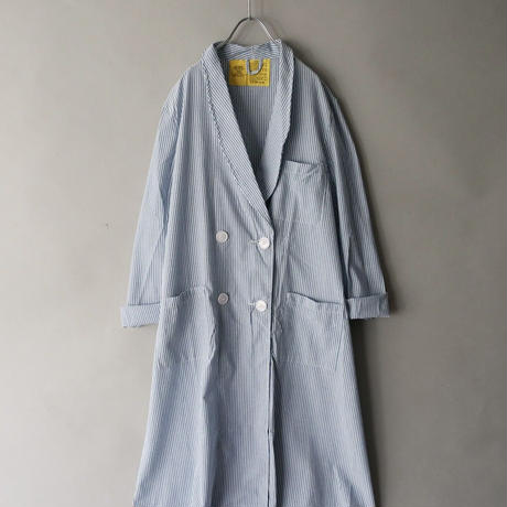 """""""dead stock"""" 70s USA surgical gown/unisex"""