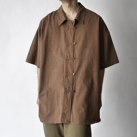 100%silk china design shirt
