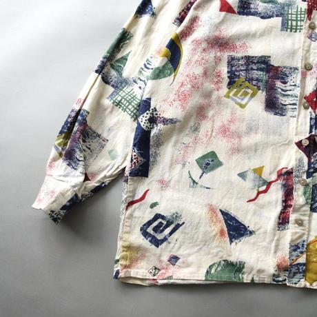 nice  pattern  shirt