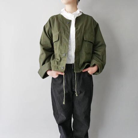 HIBIWA original remake short jacket