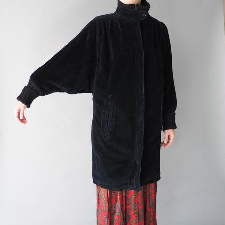 corduroy design coat/for ladies'