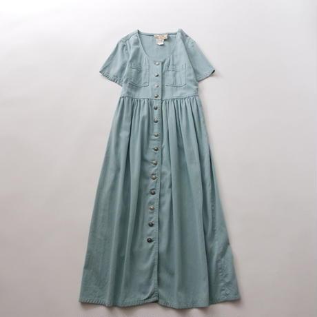 pale light blue dress