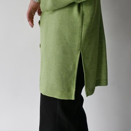 light green like a shirt light jacket/ladies