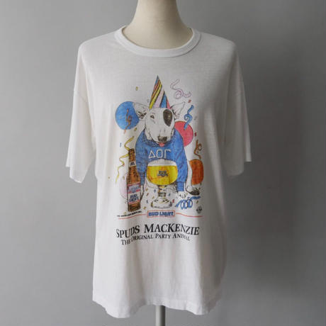 80's Spuds Mackenzie vintage T-shirt