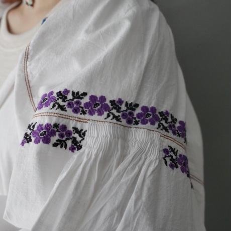 50s vintage Ukraine dress