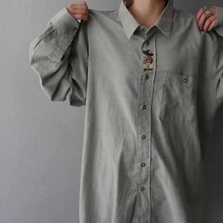 old Tyrolean shirt/unisex