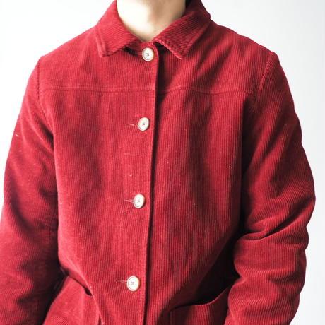 90s Eddie Bauer corduroy heavy jacket/unisex