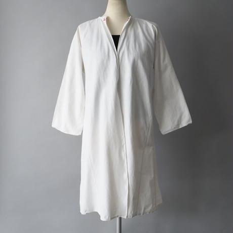 vintage Euro cotton gown⇄long shirt