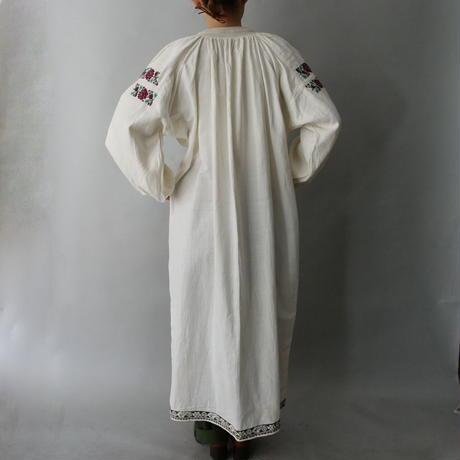 40s vintage Ukraine  dress