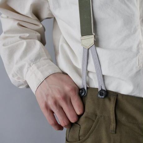 """dead stock"" 70s Czech army suspender/unisex"